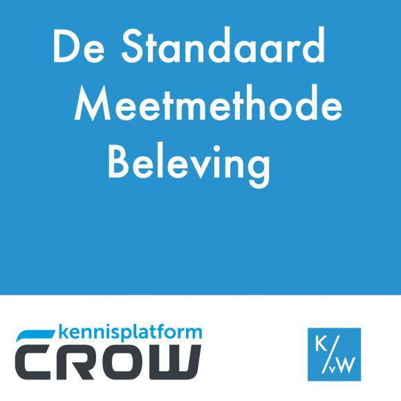 Ontwikkeling CROW meetmethode beleving